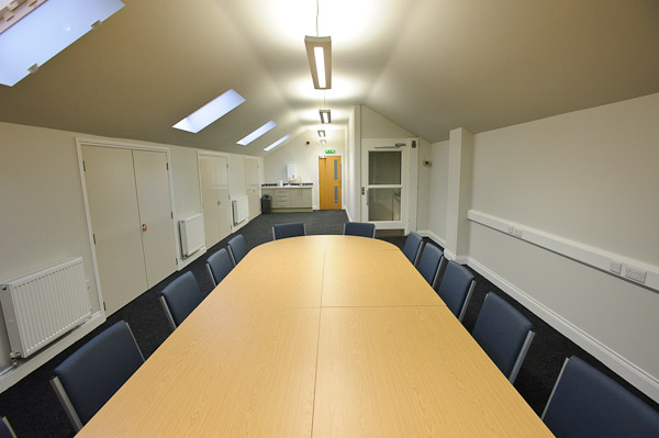 Meeting room - conference style