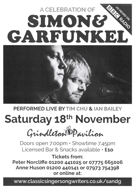 evening with Simon and Gafunkel